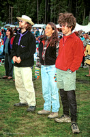 Sideshow Bob & friends, ​​Strawberry Music Festival, Fall, 2000