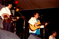 Dan Wheetman, Mike Phelan, Ed Littlefield, Marley's Ghost, Strawberry Spring, 1991
