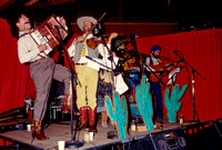Sourdough Slim, Cactus Bob Cole, Chris Stevenson, Tim Behan, Amy's Orchid Lounge, Strawberry Spring, 1991