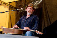 Harry Manx, Main Stage, Strawberry Music Festival, Fall, 2007