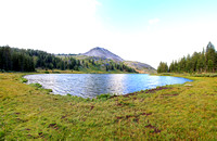 Lower Highland Lake, Alpine County, CA, August, 2014