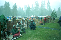 Braving the Elements, Strawberry Music Festival, Spring, 1988
