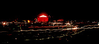 Music Meadow,  Main Stage at Night,  ​Strawberry Music Festival, Spring, 1986