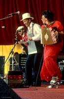 Queen Ida & her Bon Temps Zydeco Band, ​Strawberry Music Festival, Spring, 1987