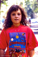 Young Fan, ​Strawberry Music Festival, Spring, 1992