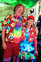 Mike & Kim, Camp Pigout, ​Strawberry Music Festival, Spring, 2002