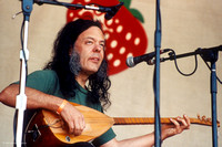 David Lindley, ​Strawberry Music Festival, Spring, 1992