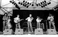 Witcher Brothers Band with Byron Berline and Gabe Witcher, ​Strawberry Music Festival, Fall, 1985