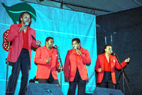 The Persuasions, ​Strawberry Music Festival, Spring, 1992