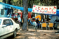 Camp Pigout, ​Strawberry Music Festival, Spring, 1992