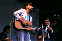 Townes Van Zandt, Robert Earl Keen, Guy Clark, Strawberry Music Festival, Fall, 1991