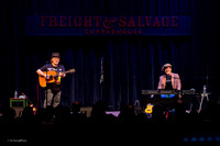 Tom Paxton & the Don Juans at the Freight & Salvage 4/2/17_ 14-Apr-17