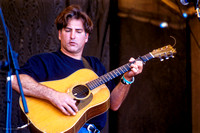 Cyrus Clark, Cache Valley Drifters, ​​Strawberry Music Festival, Spring, 1992