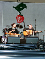 Mike & Gabe Witcher, ​Strawberry Music Festival, Spring, 2002