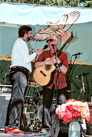 Sedge Thomson & Bruce Cockburn, West Coast Live broadcast from the Red Tail Hawk Stage, Kate Wolf Music Festival, 2002